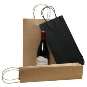 Wijnfles tas
